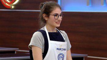 Un trago amargo: el postre de Mariana no convenció al jurado y fue eliminada de MasterChef