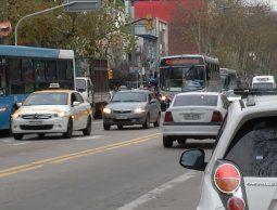 Una persecución por varios barrios de Montevideo terminó con dos detenidos