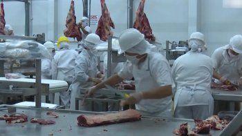 Las exportaciones de carne aumentaron 5% en el primer semestre del año
