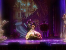"""""""La bella y la bestia"""": magia, color y música en escenario uruguayo"""