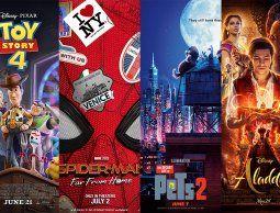 Taquilla de vacaciones: cuatro películas superan medio millón de espectadores