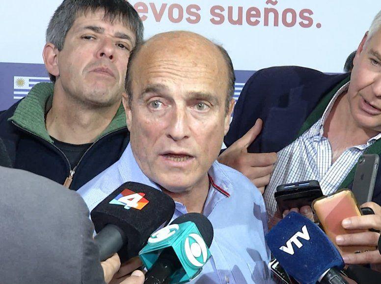 """""""El informe de Bachelet es lapidario"""", dijo Martínez sobre la situación en Venezuela"""