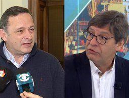 """Blancos cuestionan discurso """"radical"""" de Villar y el FA los compara con Macri"""