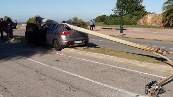 IMM registró descenso de 22% de lesionados por accidentes