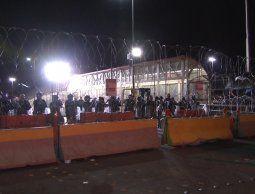 EEUU cierra puente en frontera de México por llegada de indocumentados