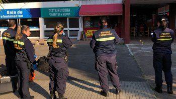 Comerciante baleó en la cara a delincuente en Parque Posadas
