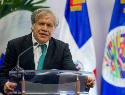 Vázquez rechazó propuesta de reelegir a Almagro en la OEA y pidió tener otras opciones