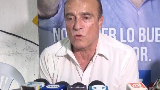 Martínez sostuvo que el Frente Amplio recibirá votos de la oposición en el balotaje