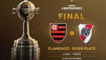 Lima acogerá la final única de la Copa Libertadores en lugar de Santiago de Chile