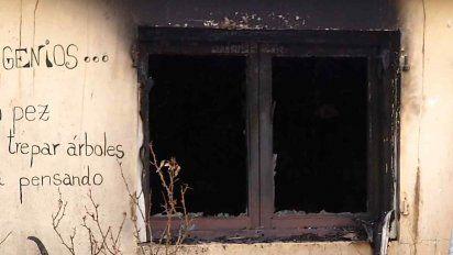 Inician reconstrucción de la escuela de Aiguá destruida por el incendio - Subrayado.com.uy