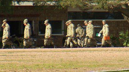 Terminaron las excavaciones en el Batallón 14 de Toledo sin nuevos hallazgos - Subrayado.com.uy
