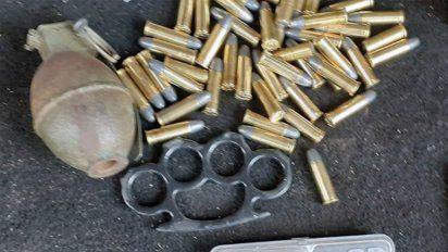 Joven detenido con una granada en su casa investigado por ataque a balazos contra policías - Subrayado.com.uy