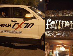 altText(Fellini y OHM Club sellaron una alianza con la marca de vehículos Changan)}
