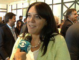 altText(Carmen Sánchez, uno de los nombres que se manejan para el Ministerio de Industria)}