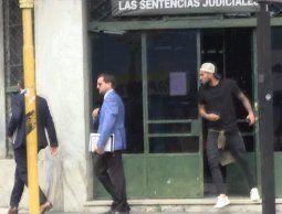 Restricción de acercamiento de 500 metros entre Nicolás Albarracín y Natalia Camilo