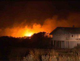 Un argentino está detenido como posible responsable del incendio en Santa Isabel