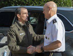 Gerardo Fregossi será el nuevo comandante en Jefe del Ejército