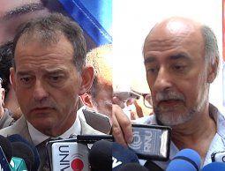 Las diferencias entre Manini y Mieres por el candidato y el lema a usar en Montevideo