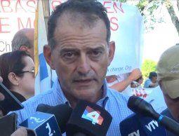 Manini Ríos se propuso como candidato único de la coalición a la Intendencia