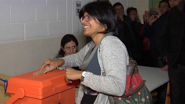 Virginia Cardozo también está favor de repensar el sistema electoral