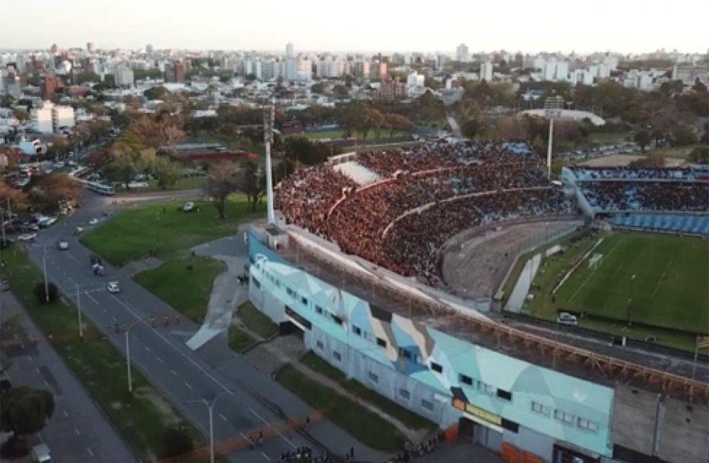 Clásico: Quedan poco más de 1.000 entradas en la tribuna América en el sector de Nacional