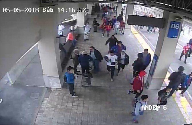 Con estos videos la Policía busca identificar a los hinchas de Nacional
