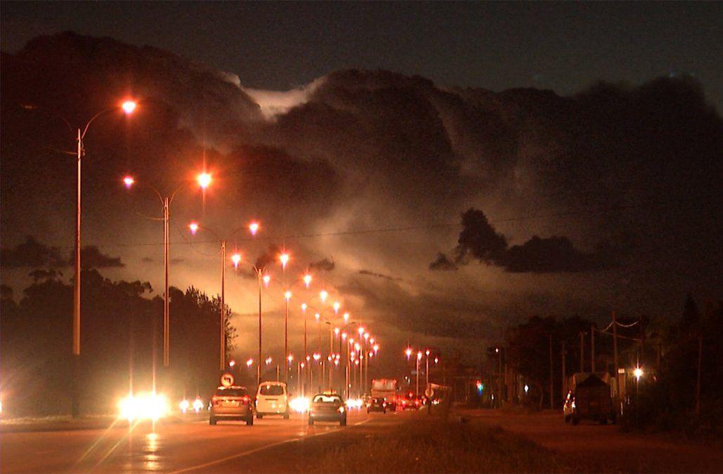 Ciclón extratropical atraviesa el país, ¿cómo estará el tiempo durante el partido de Uruguay?