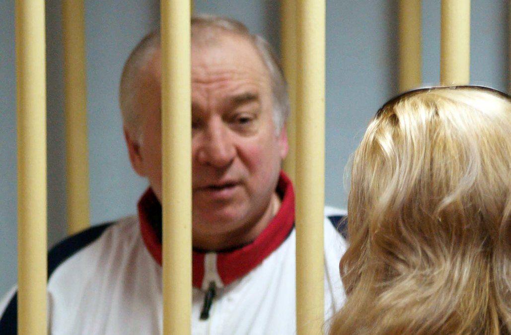 Le dieron de alta al espía ruso Skripal, envenenado en marzo junto a su hija
