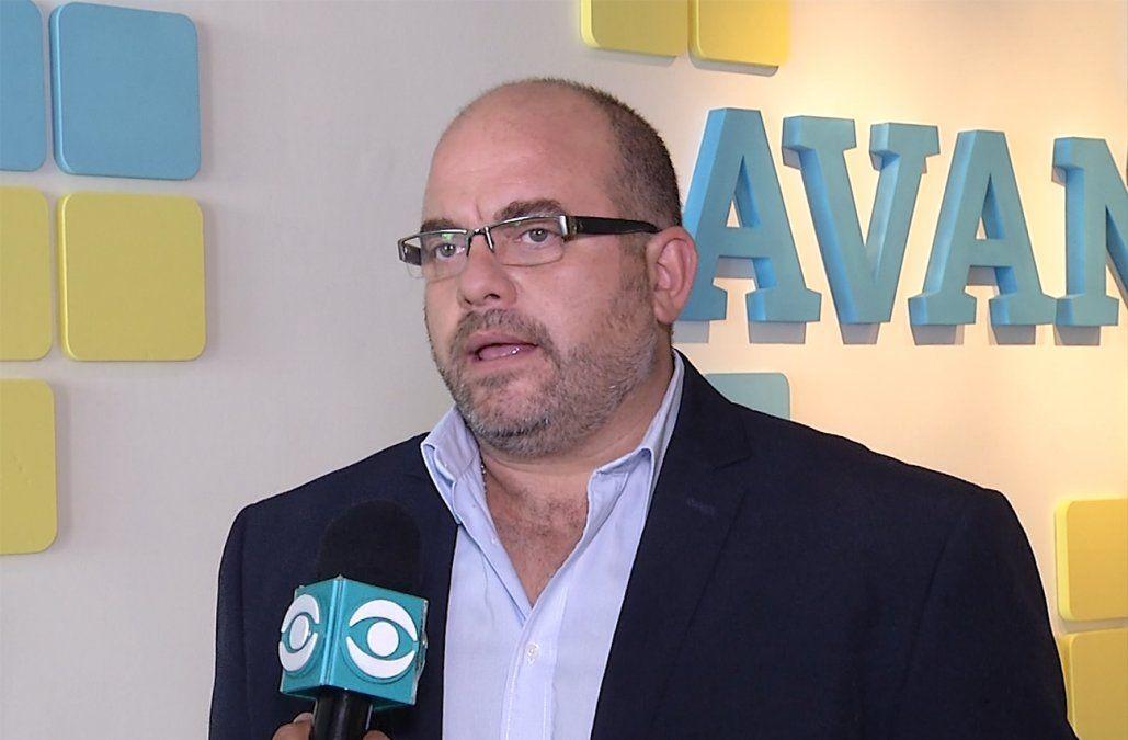 Director de Unasev Martín Elgue dejó el sector de Lacalle Pou y se fue con Sartori