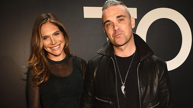 Robbie Williams y su esposa demandados por acoso sexual