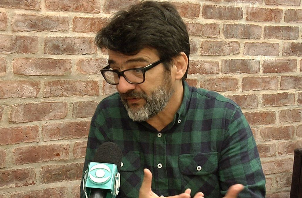 César Troncoso en Benzinho, una drama familiar brasileño
