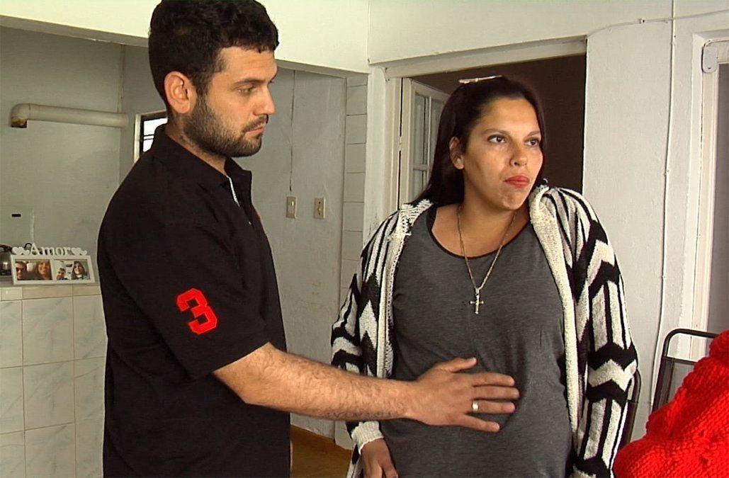 Luis Suárez y Sofia Balbi anunciaron que financiarán la operación intrauterina de Delfina