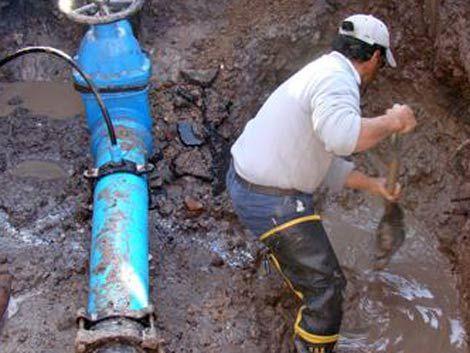 Problemas de agua potable en Pocitos