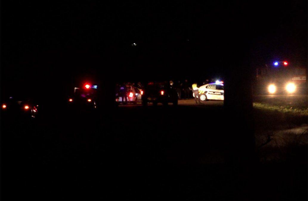 Una mujer de 42 años murió tras volcar su camioneta en la exruta 39