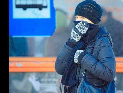 Jornada cada vez más fría y ventosa