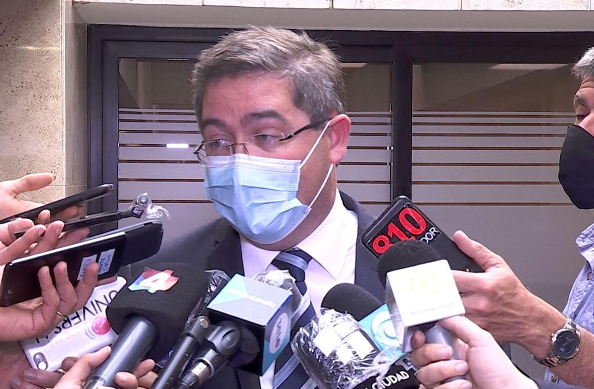 ASSE evalúa pedir hisopados a los funcionarios no vacunados contra el Covid-19
