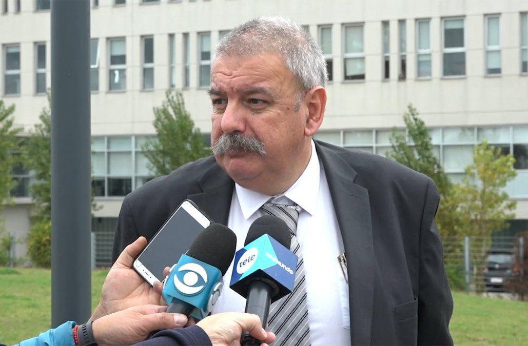 Falleció el abogado y exfiscal penal Enrique Viana