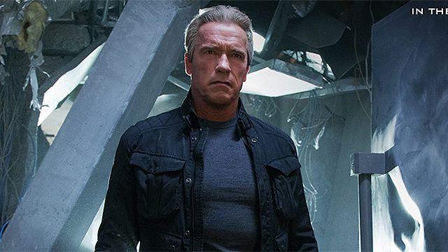 Arnold Schwarzenegger publicó un nuevo trailer de Terminator: Génesis