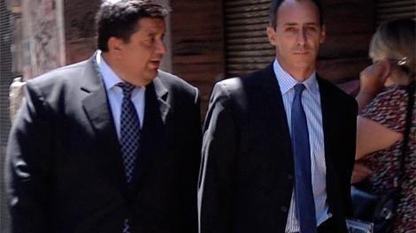 Campiani será liberado en minutos y ya solicitó permiso para salir del país