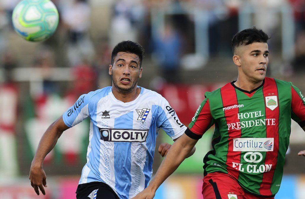 Cerro le ganó a Rampla en el cierre del Torneo Apertura 2018