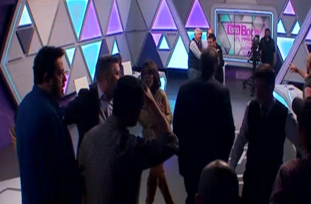 Foto: captura de pantalla de la emisión de Telemundo