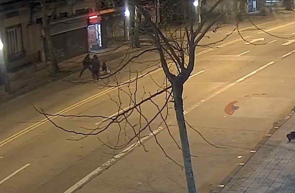 Dos rapiñeras fueron capturadas luego de intentar asaltar a una mujer