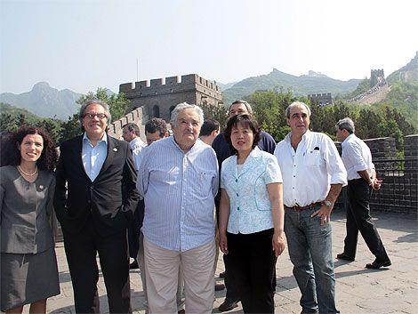 Interés chino en ferrocarril y puerto de aguas profundas