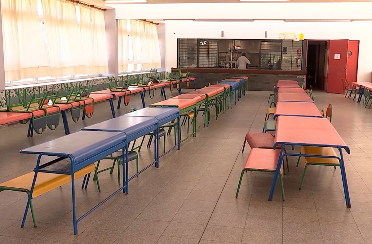 Niños que van a escuelas cerradas por paro podrán ir a otra abierta para almorzar