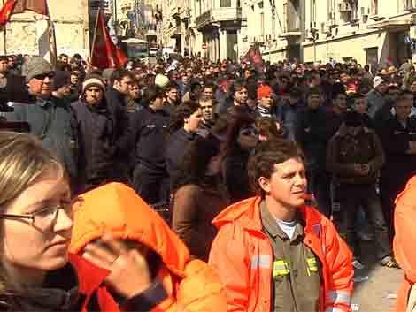 Trabajadores de Aratirí rechazan ir a cementera de Treinta y Tres
