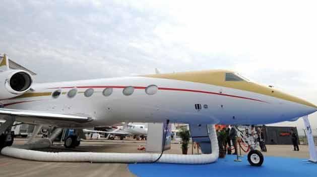 Senador García pide informes por compra de avión presidencial
