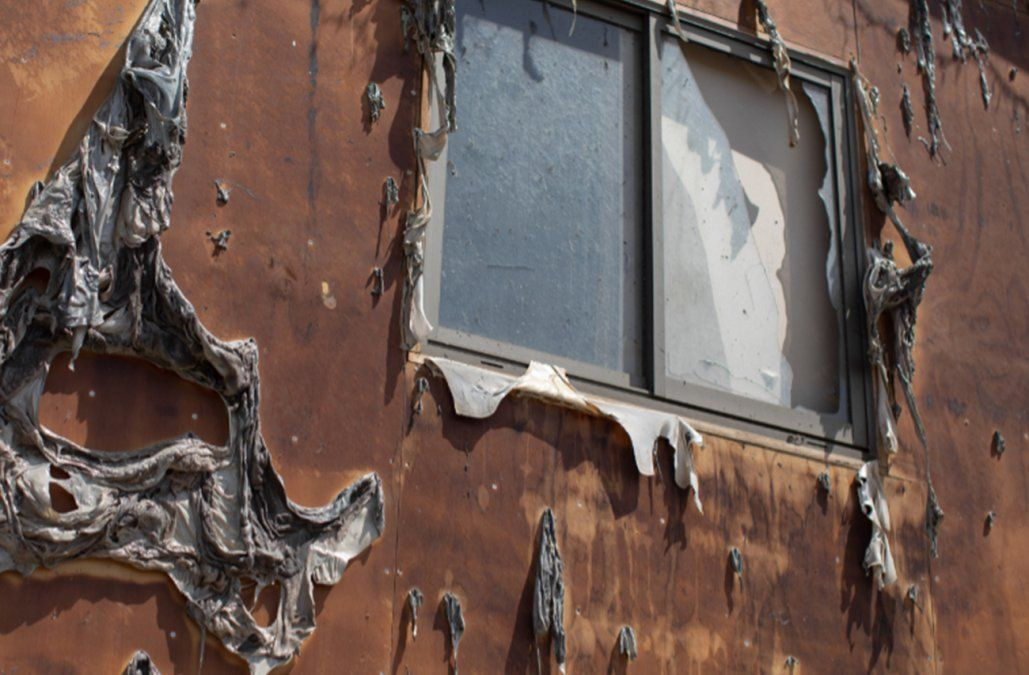 Incendio en Valparaíso con más de 200 casas devastadas en medio de la Navidad