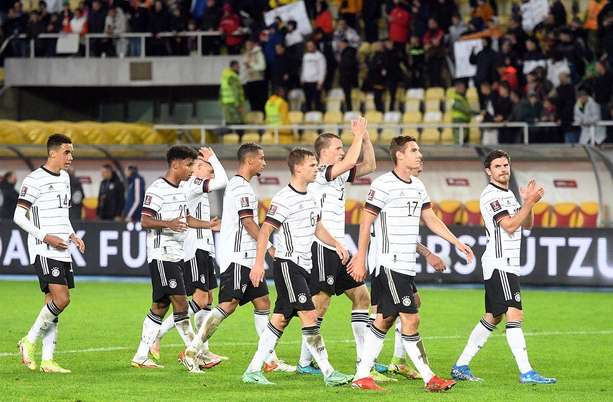 Alemania saca billete al Mundial, primera selección en clasificar a Catar-2022