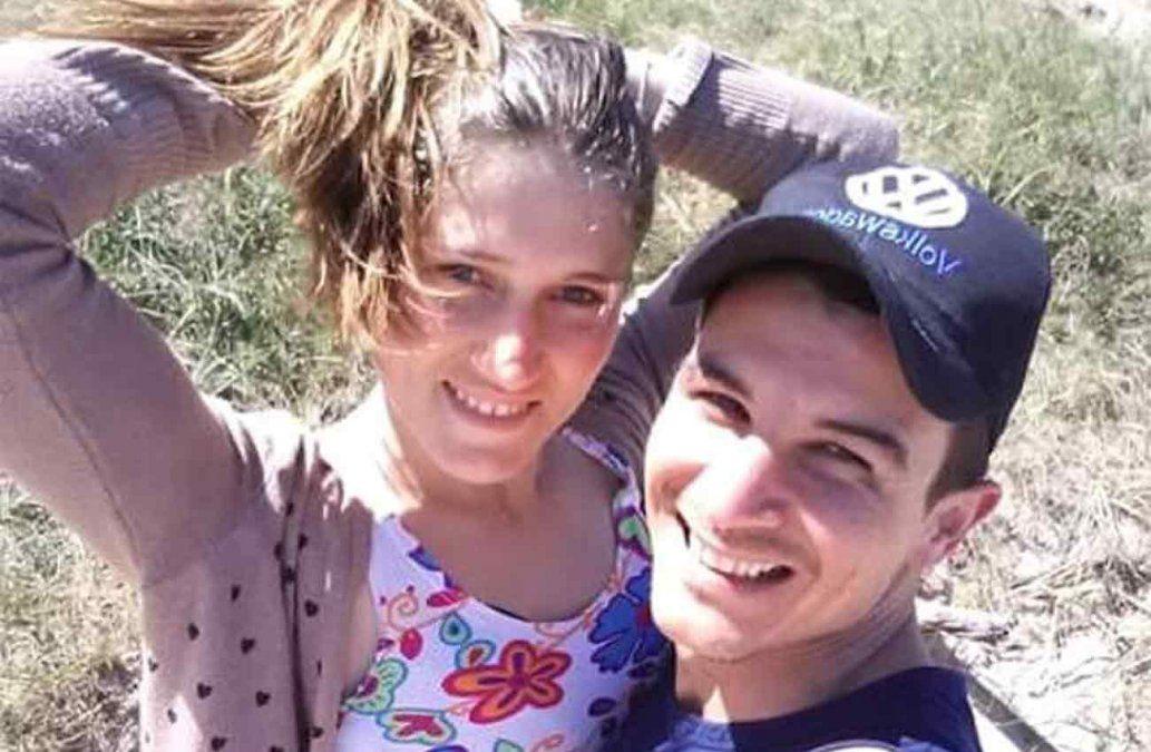 Familiares hallaron el cuerpo de la joven desaparecida el lunes cerca de la laguna Merín