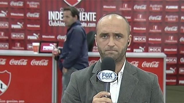 Insólito: se robó una tablet y salió en vivo en la televisión argentina